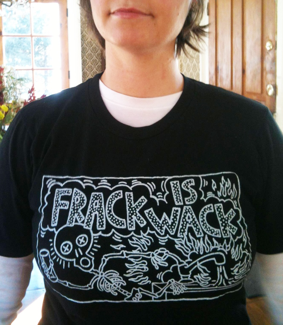 Frack is Wack TShirt