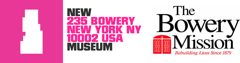 Bowery Mission Benefit Auction @ New Museum, NY