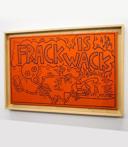 Frack is Wack